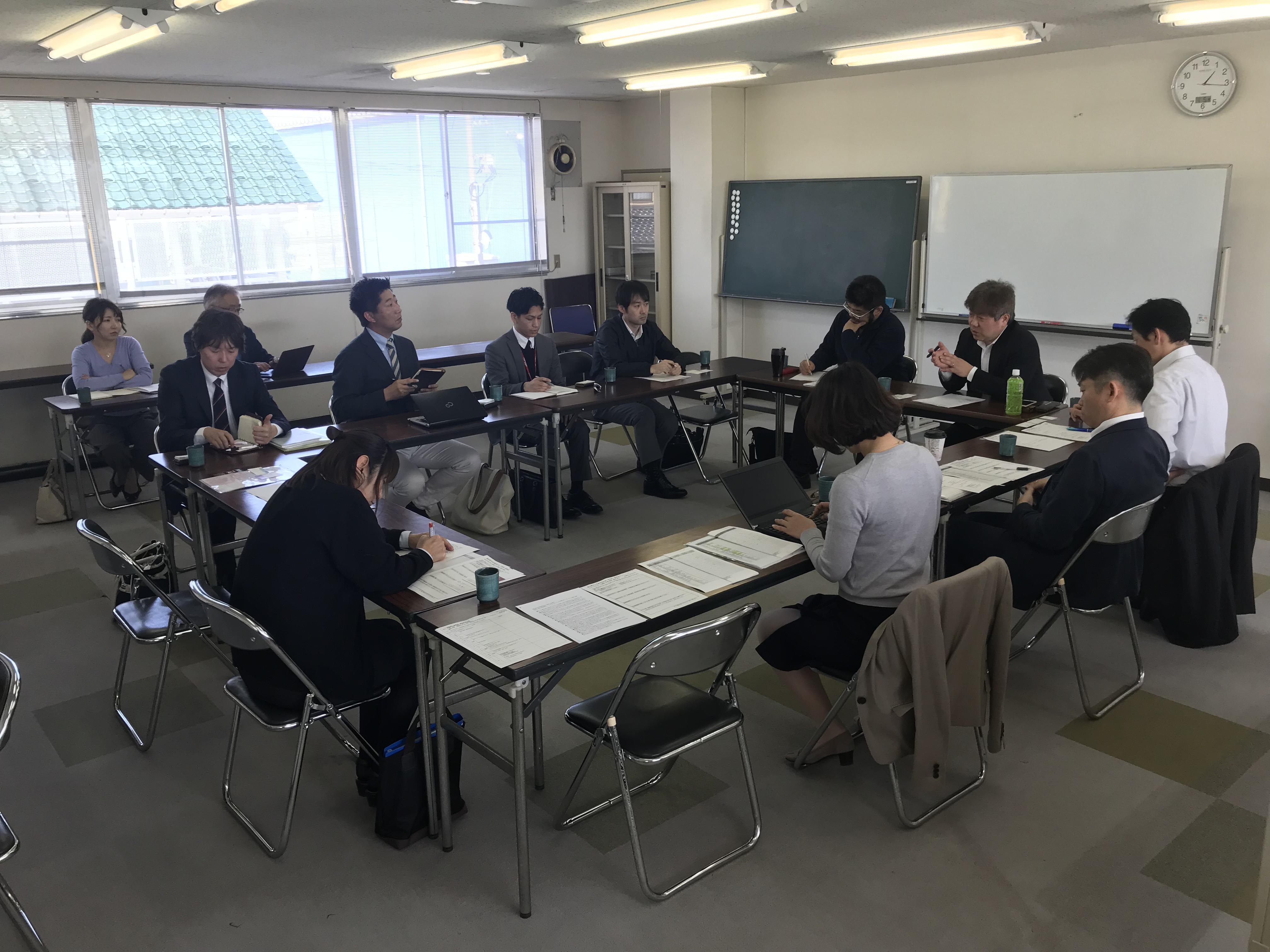 【共同求人委員会】運営委員会開催!