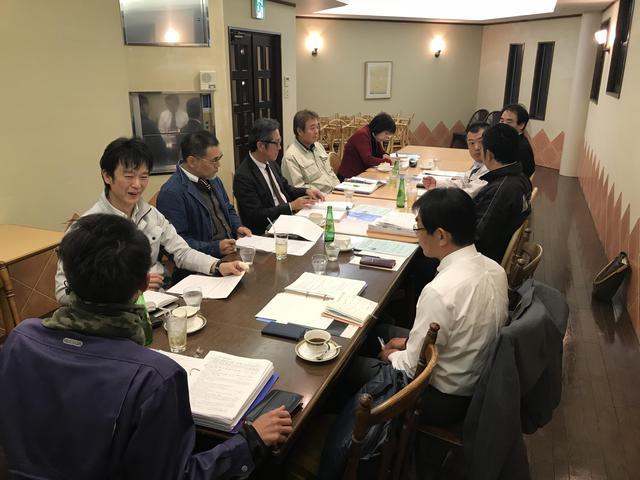 【城南支部】11月の幹事会を開催しました!
