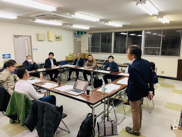 同友会活動を通しての実践の場〜城北LIVE!2019/02/05