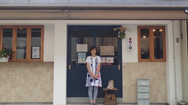 新川支部【滑川市瀬羽町カフェ「ハレとケ」】企業見学会開催!