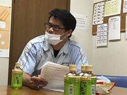 【新川支部】仲間の企業を訪問し、経営のヒントを学びました!