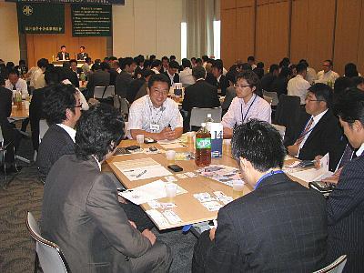 【10.06.29】福井に150名の青年経営者が集う!
