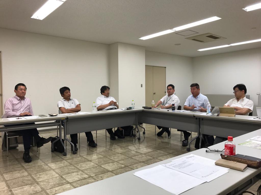となみ野支部マナビズ、幹事会開催!