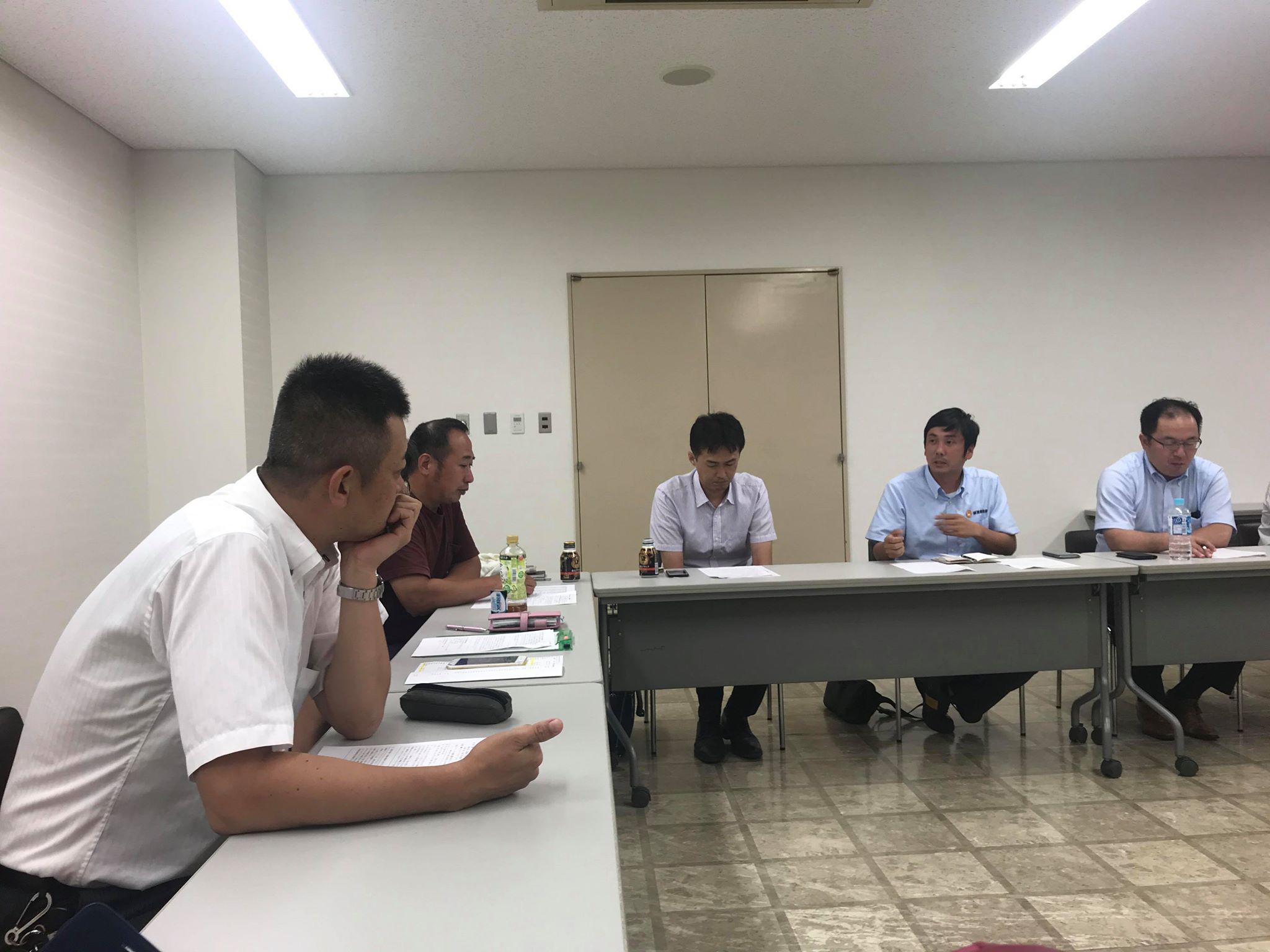 7月度となみ野支部社外重役会議開催!