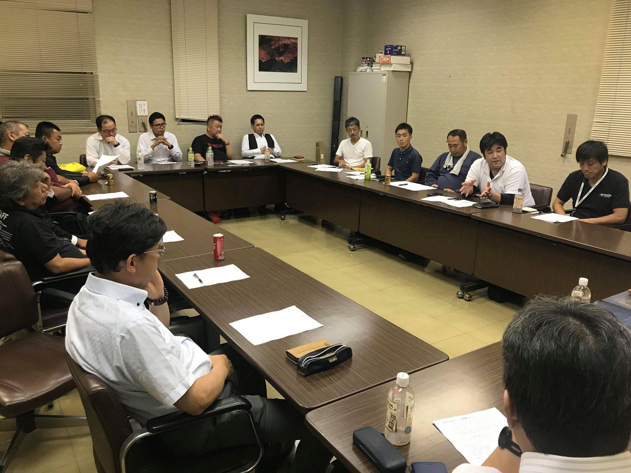 「本当の事業承継とは?」9月度となみ野支部社外重役会議開催!