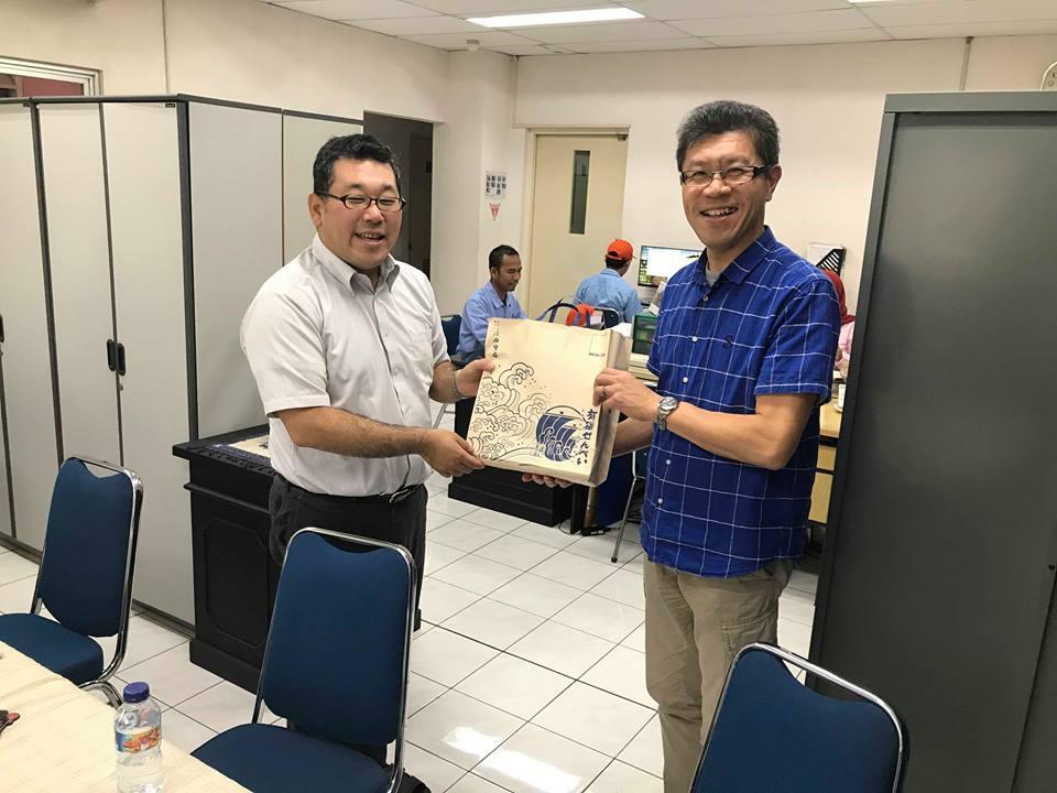 「海を超える善の架け橋」となみ野ビジネス交流委員会海外研修旅行INインドネシアその2