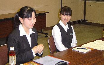 【09.11.05】 新卒採用で会社が変わる! ~共同求人で'人づくり'~