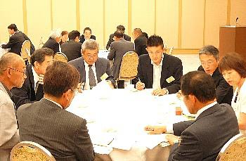 【09.06.04】企業における若者の定着を考える ~「2009産学懇談会」を開催