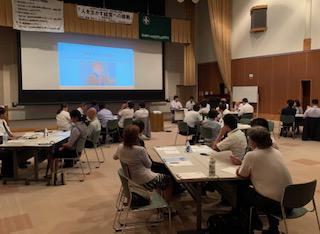 高岡支部8月例会を開催!報告者は、㈱富士機工、藤森淳也会員