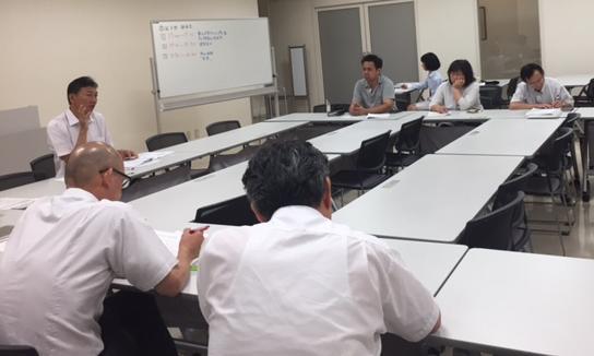 共育委員会についての報告会