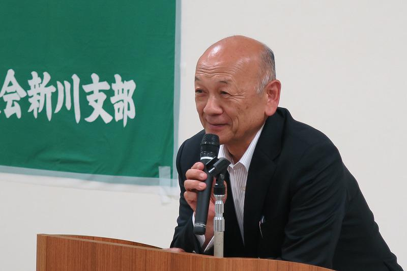 【新川支部】「6月例会」を開催しました。