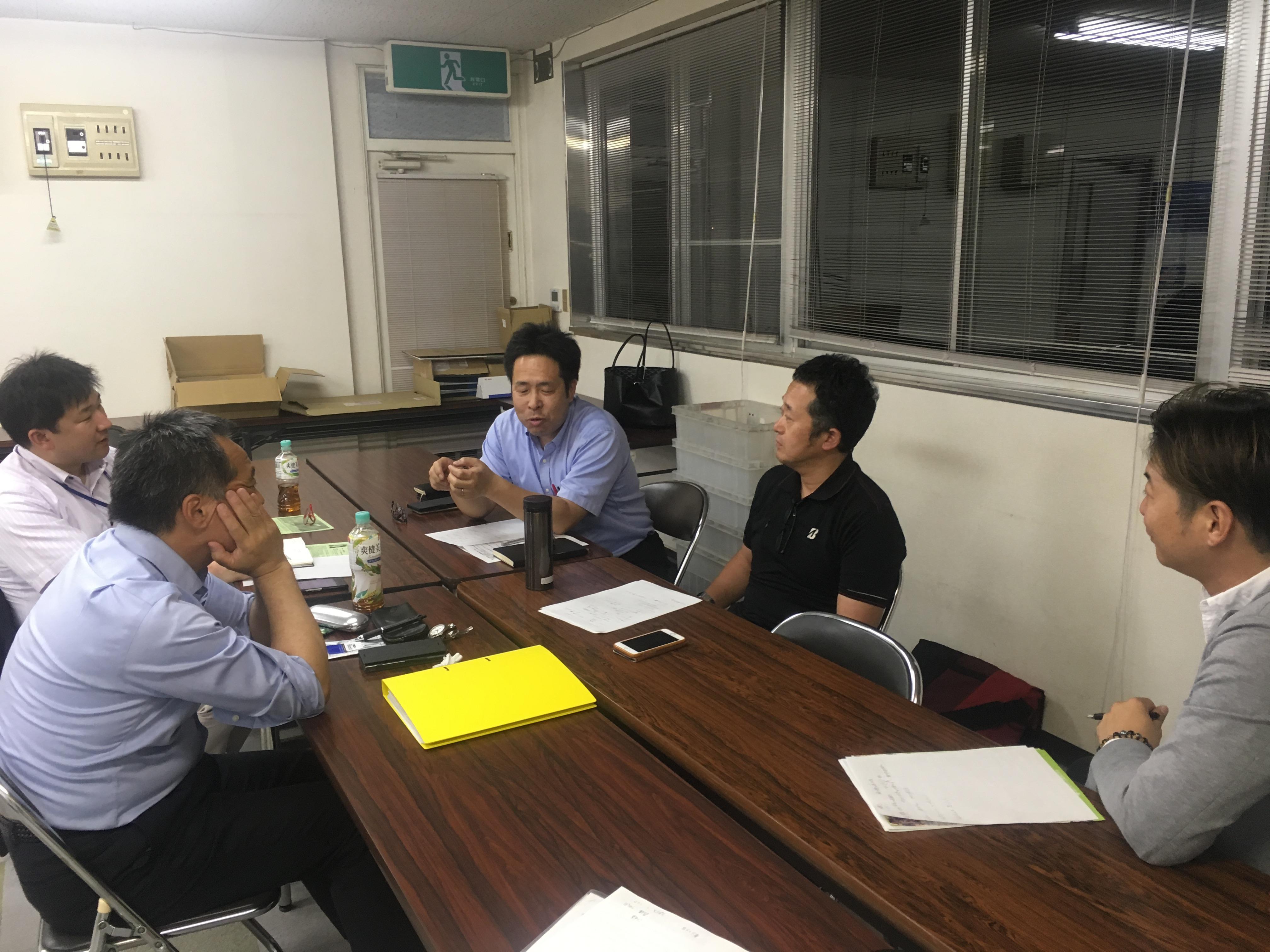 城北JAM 2018/06/05「ロマンとそろばん〜vol.2」
