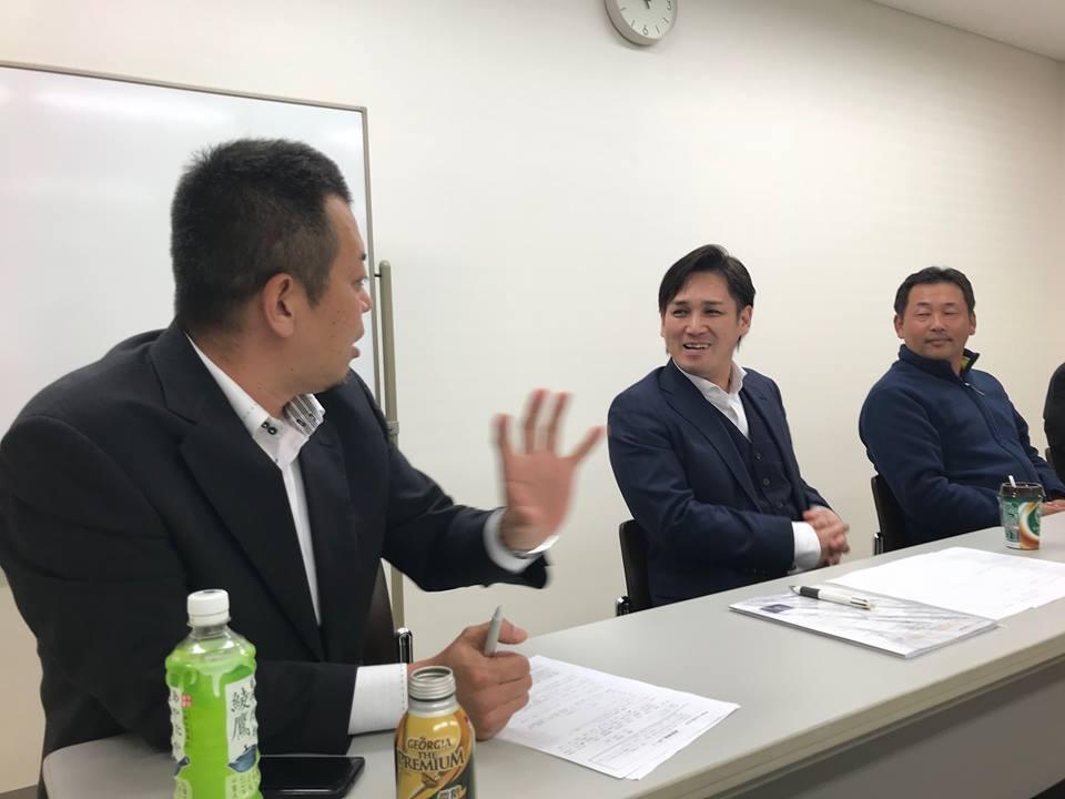 「飲食業の地位向上を目指す!」10月度となみ野社外重役会議開催!