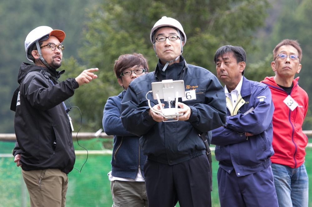 4月18日 城北学習会ドローンフライト体験会