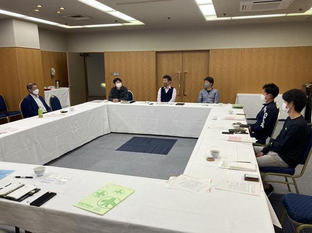 新川支部「同友会を知る会」を開催