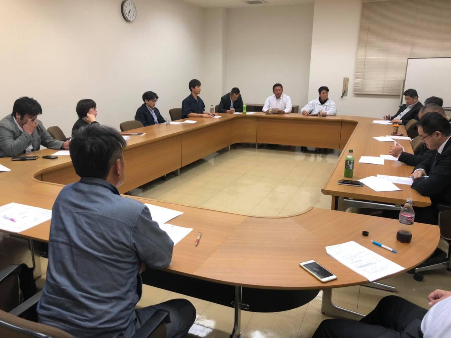 10月度となみ野支部社外重役会議が開催されました。