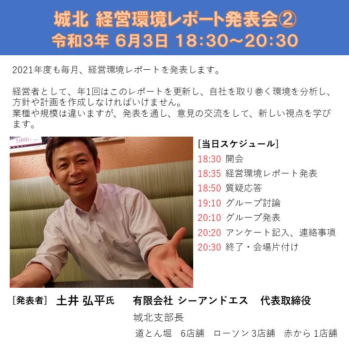 城北経営環境レポート発表会②