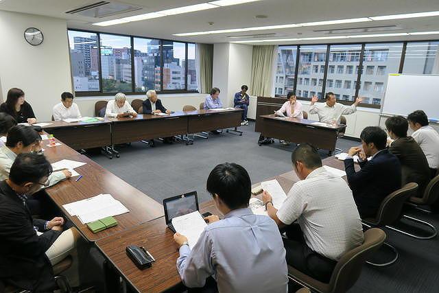 「2019年度 第1回 城南支部 経営環境レポート発表会」